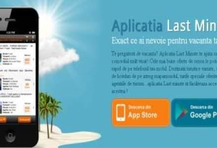 Infoturism lanseaza aplicatia care te ajuta sa iti gasesti vacanta de pe telefon