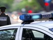 Politia spaniola a...