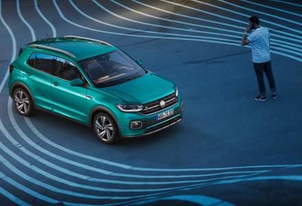 Volkswagen prezinta SUV-ul T-Cross, modelul nu este disponibil spre vanzare
