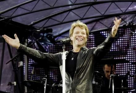 Bon Jovi concerteaza in Romania pentru a doua oara, pe 21 iulie 2019, in Piata Constitutiei