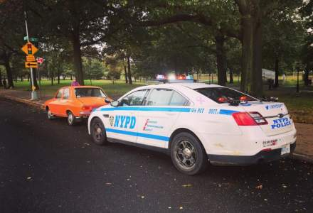 O Dacie 1300 a fost trasa pe dreapta in New York. Ce au constat politistii!
