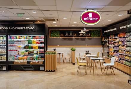 Lagardere Travel Retail, un nou magazin 1 Minute. Unde este situat?