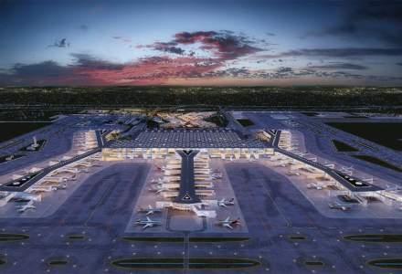 A fost inaugurat cel mai mare aeroport al lumii. E foarte aproape de Romania