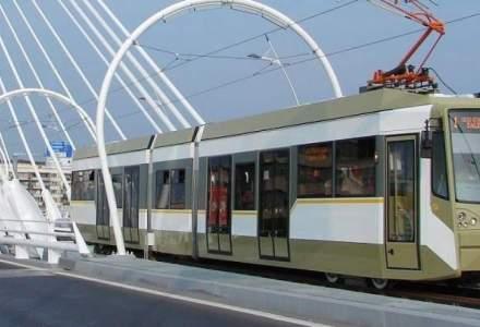 Capitala va avea 56 de tramvaie noi dupa ce CGMB a acceptat sa contribuie cu 9 milioane de lei la achizitie
