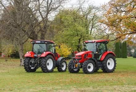 Primul tractor romanesc, TAGRO, este conceput pe platforma IRUM Reghin