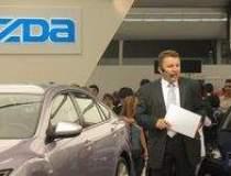 Vanzarile Mazda in Romania au...
