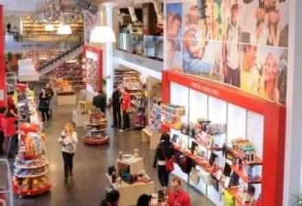 Diverta a redeschis un magazin pe Magheru, in apropiere de Carturesti si Adevarul