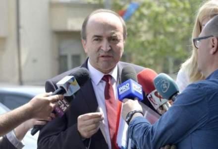 Motiunea simpla impotriva ministrului Justitiei, Tudorel Toader, a fost respinsa de Camera Deputatilor
