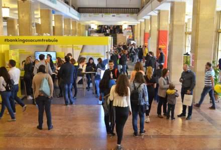 Angajatori de TOP Bucuresti: 85% dintre vizitatori si-au gasit cel putin un job in domeniul cautat de ei