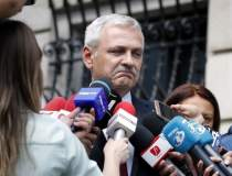 VIDEO Dragnea, iesire...