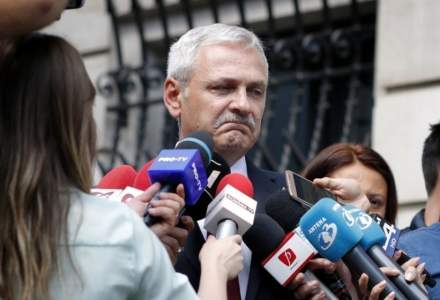 VIDEO Liviu Dragnea, iesire nervoasa in urma unei intrebari: Vorbiti cu Iohannis sa ma impuste/ Mesaj transant pentru Toader