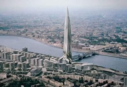 A fost finalizata cea mai inalta cladire din Europa. Are aproape 100 de metri peste Empire State Bulding