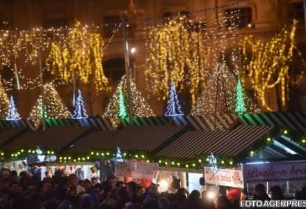Primaria Bucuresti aloca 1,5 milioane lei pe Targul de Craciun 2018 si 100.000 de lei pe felicitari