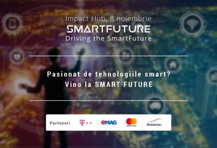 City manageri, antreprenori si C-level business la Smart Future 2018