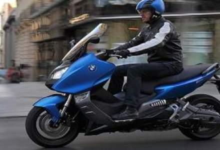 BMW a lansat o serie de motoscutere pentru cei din mediul urban