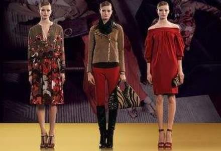 Gucci toamna iarna 2012-2013. Vezi ce propune colectia casei de moda
