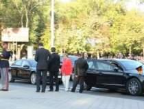 Delegatia Angelei Merkel,...