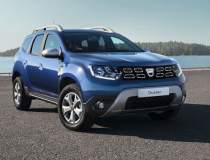 Dacia Duster, locul 3 in...