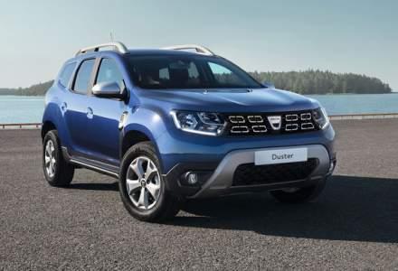 Dacia Duster, locul 3 in topul celor mai vandute SUV-uri subcompacte de volum din Europa. Ford Ecosport ocupa pozitia a sasea