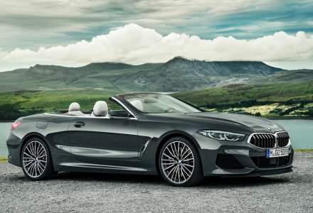 BMW prezinta in martie noul Seria 8 Cabriolet