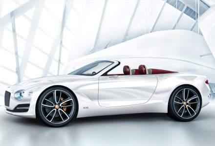 Bentley lucreaza la prima sa masina electrica