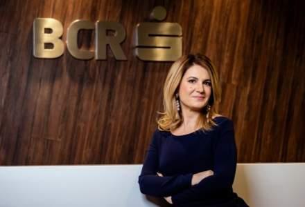 BCR isi consolideaza diviziile responsabile cu transformarea bancii sub un singur pol operational condus de Anca Petcu