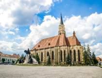 Turistii care ajung in Cluj...