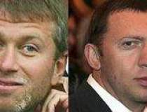 Miliardarii rusi Abramovici...