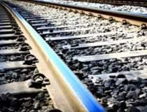 Un tren arde in Gara de Nord...