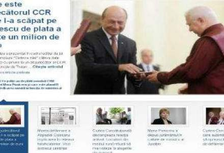 Cine este judecatorul CCR care l-a scapat pe Basescu de plata a 1 MIL. euro