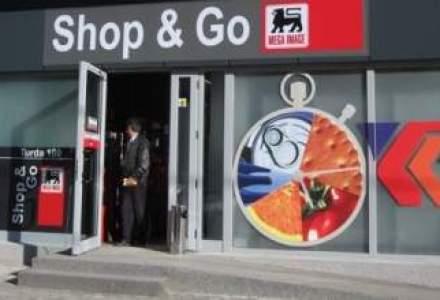 Mega Image deschide trei magazine Shop&Go in Bucuresti si Voluntari