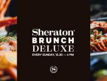 (P) Sheraton Brunch Deluxe da...