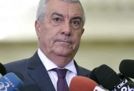 DNA solicita Senatului urmarirea penala a lui Calin Popescu Tariceanu pentru luare de mita - surse