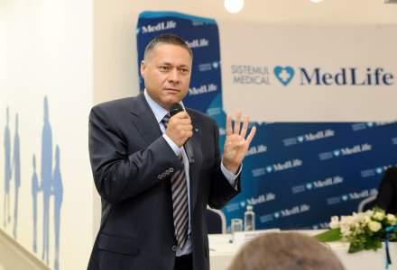 MedLife ajunge la afaceri de 606 mil. lei in primele 9 luni din 2018 si continua proiectele de tip green field