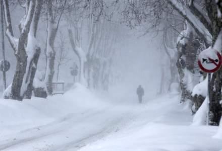 Cand vine iarna in Romania. Meteorologii spun ca isi va face aparitia mai curand decat au preconizat