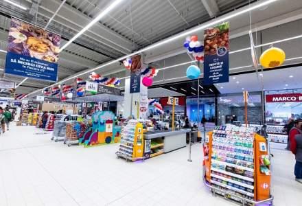 Carrefour Romania inaugureaza primul hipermarket din Roman, in cel mai nou centru comercial din oras