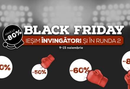 Black Friday 2018 la evoMAG. A doua runda de reduceri, cu mai multe optiuni de plata in rate