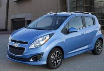 Chevrolet aduce la Paris noul Spark restilizat