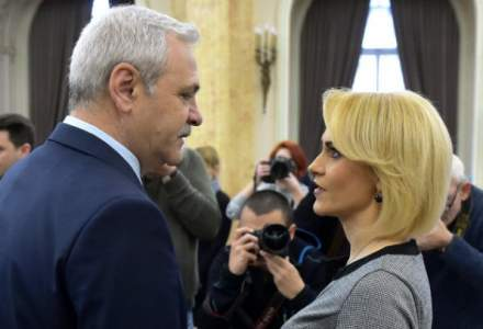Gabriela Firea il acuza pe Liviu Dragnea ca vrea sa desfiinteze Bucurestiul pentru a o elimina din administratie