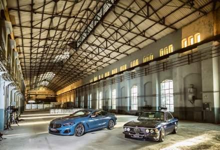 VIDEO: Noul BMW Seria 8 Coupe, prezentat in Uzina Electrica Filaret