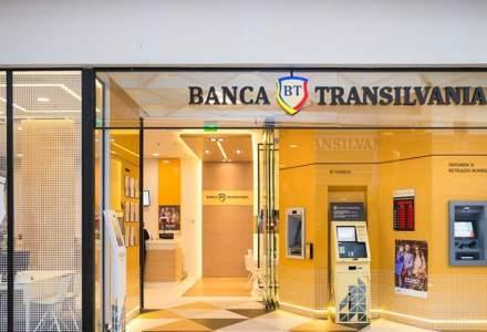 Grupul Banca Transilvania a obtinut, in primele noua luni din 2018, un profit net de 1,24 miliarde de lei