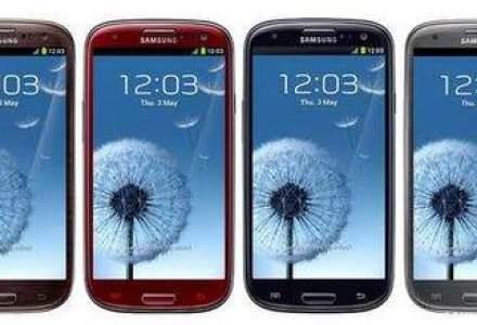 Samsung lanseaza noi variante de culori pentru Galaxy S3 (FOTO)