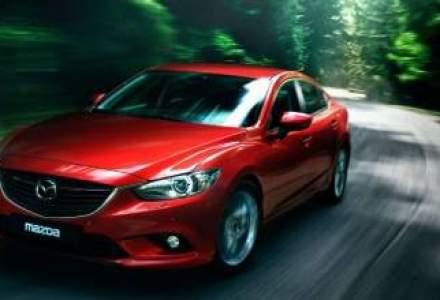 Noua Mazda6, in premiera mondiala la Moscova