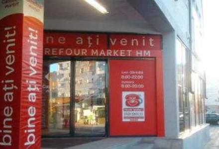 Carrefour deschide un supermarket in Focsani