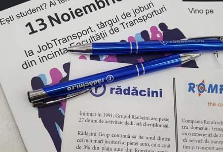 Locurile de munca din transporturi, disponibile, dar putin dorite de absolventi si studenti