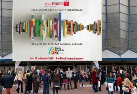 Gaudeamus 2018: Peste 300 de expozanti, mii de carti, intr-o editie aniversara dedicata Centenarului