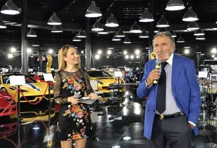 VIDEO: Ion Tiriac povesteste cum a facut bani pentru primul Mercedes si cum a ajuns la o galerie de peste 400 de masini