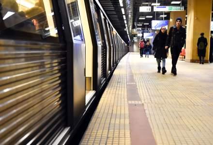 Angajatii de la metrou intra in greva generala saptamana viitoare pentru ca nu au obtinut majorarile salariale de 42%