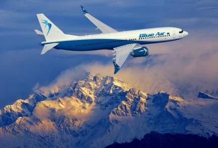 Reducere la biletele Blue Air cumparate de la Targul de Turism