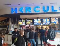 Lantul de restaurante Hercule...